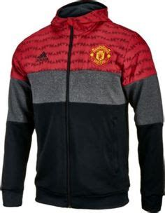 Hoodie Manunited Nike Manchester United Authentic N98 Jacket Barclays