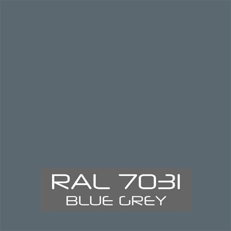 Kitchen Colour Design Ral 7031 Paint From 163 10 99 Martin Brown Paints Ltd