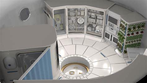 nasa chooses six companies to develop deep space habitat