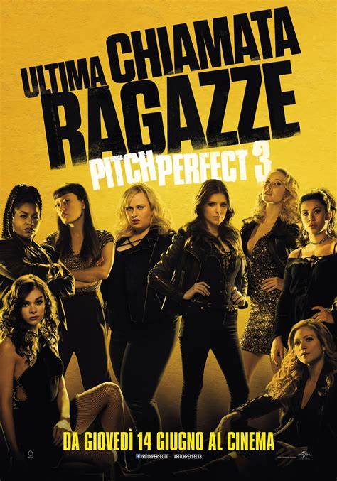 film it recensioni recensioni del film pitch perfect 3 screenweek