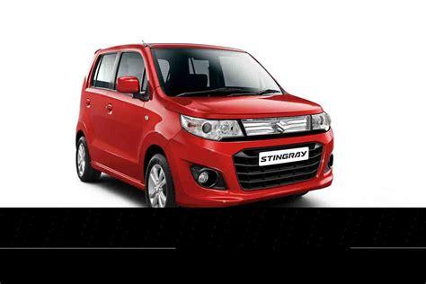 Maruti Suzuki Wagnor Price Maruti Wagon R Stingray Price In India Review Pics