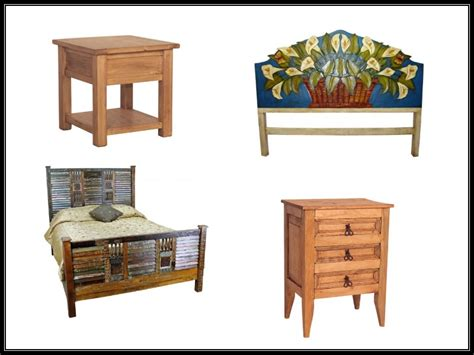 mexican rustic bedroom furniture mexican furniture and pottery rustic mexican furniture