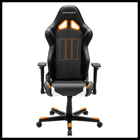 Ewin Special Series Black Orange White Gaming Chair Kursi Gaming 1 oh re128 nwgo cod call of duty black ops iii special editions dxracer official website