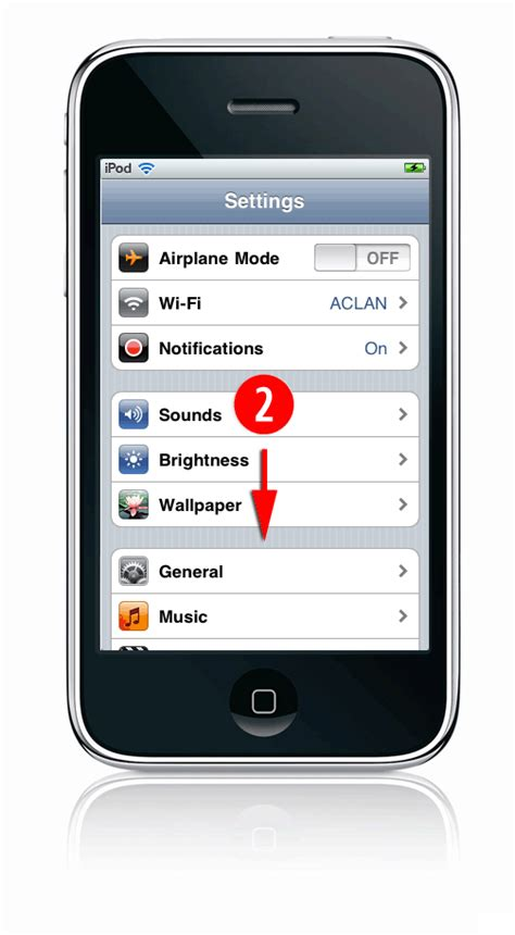 network reset on iphone how to reset wireless network settings on an ipod or