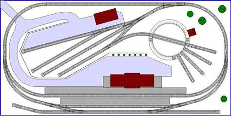 n scale train layout design software rtemagicp modellbahn gleisplanung scarm n scale 4x2 model