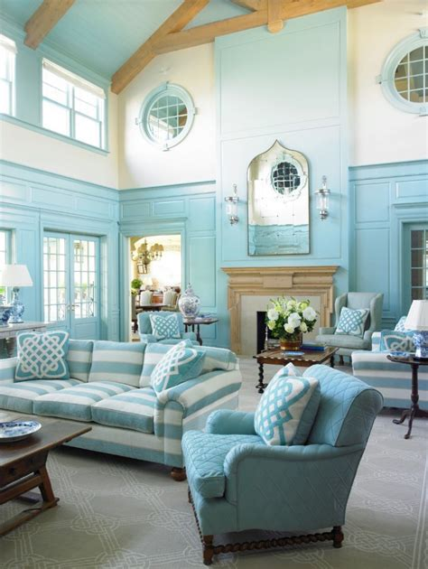 country themed living rooms 18 turquoise living room designs ideas design trends