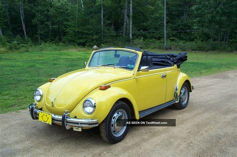 1971 Volkswagen Beetle Convertible 1971 volkswagen beetle convertible 1971 volkswagen
