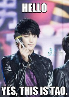Tao Meme - 1000 images about tao exo on pinterest tao exo and