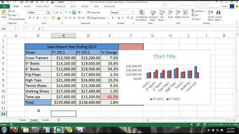 page layout in excel 2013 excel 2013 tutorial for noobs part 14 how to print and