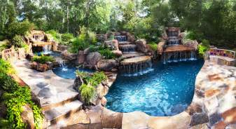 Backyard Paradise Pools Backyard Paradise 30 Spectacular Pools That Will Rock Your Senses2014 Interior Design