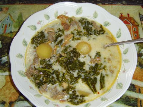 olive garden zuppa toscana nutrition quot olive garden quot style zuppa toscana