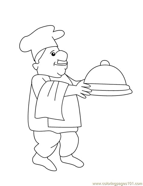 free coloring pages chef hat free coloring pages of chefs hat
