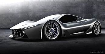 Maserati Of Maserati Mc 63 Concept Based On Laferrari Gtspirit