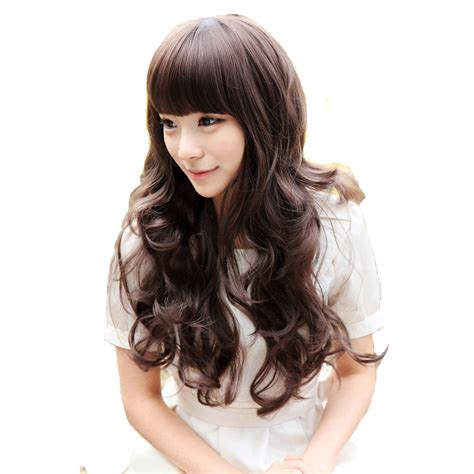 waivy korean hair style gallery korean wavy hairstyle for girls