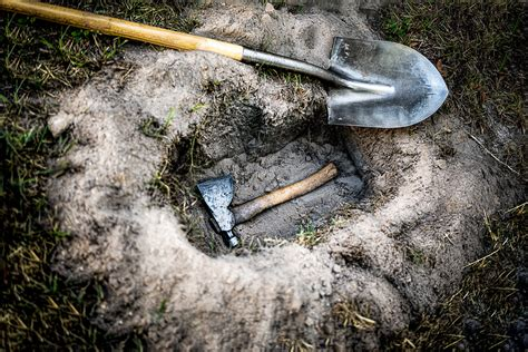 Bury The Hatchet bury the hatchet this phrase is a figurative or literal