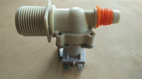 Water Valve Mesin Cuci Samsung jual selenoid valve mesin cuci 618 bakoel spare part