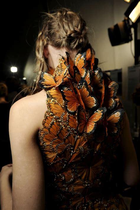 Mcqueen Butterfly Gown by Pin By Igel On My Fav Butterflies