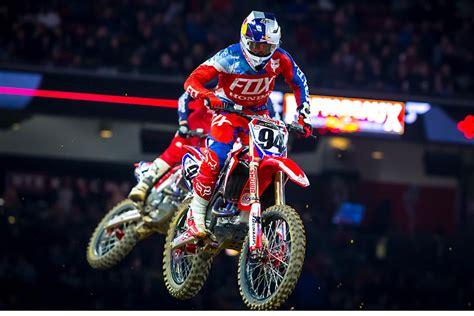 motocross gear houston ken roczen talks about 2018 houston supercross runner up