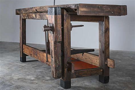 progetto banco falegname workbench tavolo banco da falegname in legno 180x80 cm