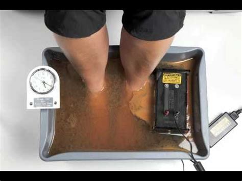 Ionic Foot Detox Machine Hoax by Ionic Foot Bath Detox Hoax Part 4 How To Save Money
