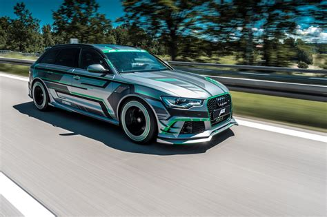 Audi Rs6 Ps by Abt Audi Rs6 E Prototyp Mit 1 018 Ps Newcarz De