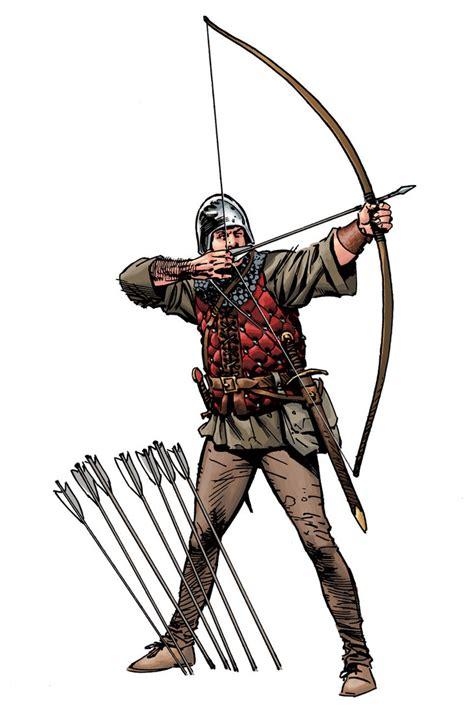 libro longbowman vs crossbowman hundred opinions on english longbow