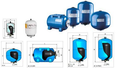 vaso espansione autoclave vaso espansione autoclave idrosfera polmone membrana lt 24