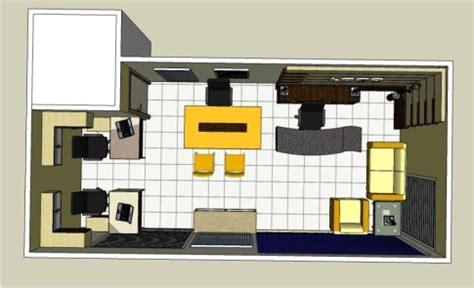 layout kantor kecil mendesain interior kantor minibank artha karya taka