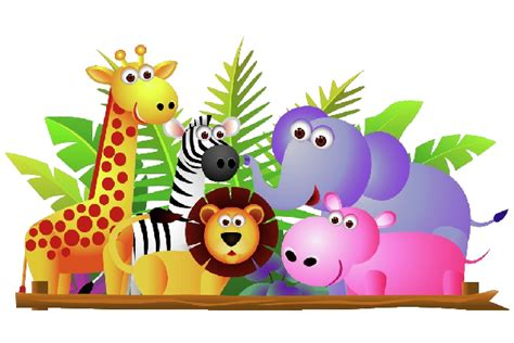 zoo animal clipart zoo animals clip clipartbay