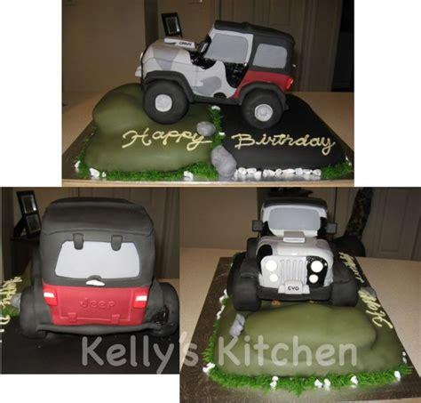 jeep cake tutorial jeep cake cakecentral com