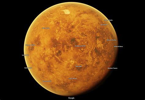Bor Manual Venus reis met maps naar de planeten en manen het