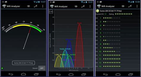 android wifi analyzer wifi analyzer приложение для анализа wifi сигнала в android cryptoworld