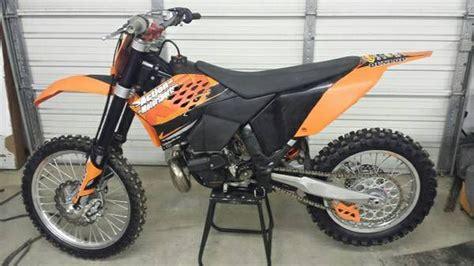 2008 Ktm 300xcw 91 Ktm 300 2stroke For Sale On 2040 Motos