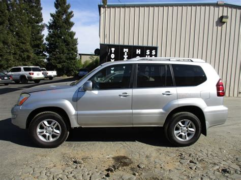 2007 lexus gx470 2007 lexus gx470 silver 4 7l at 4wd z15016 rancho lexus