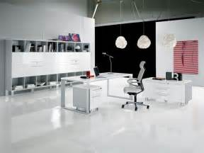 enhance our working quality by using white office furniture