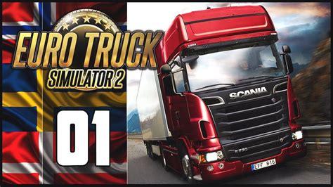 euro truck simulator 2 scandinavia download full version euro truck simulator 2 ep 01 scandinavia dlc adventure