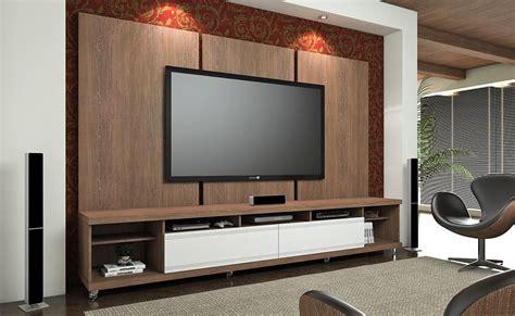 rack tv alto madero guia deco hogar