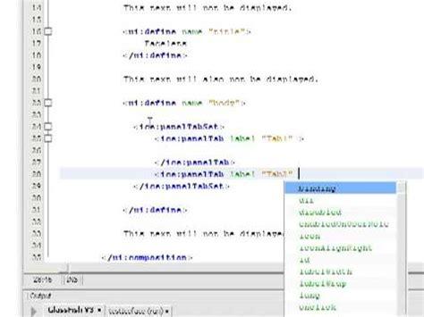 tutorial netbeans jsf jsf tutorial netbeans