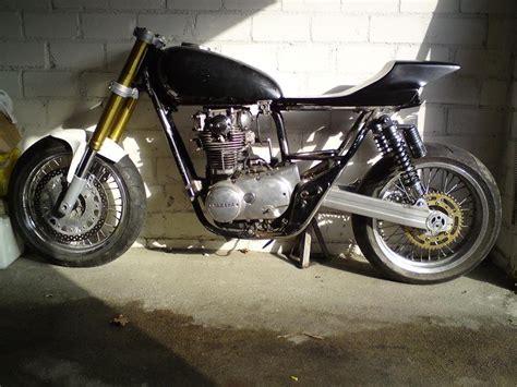 Motorrad Upside Down Gabel Umbau by Umbau Yamaha Xs650 Supersport Baujahr 1981
