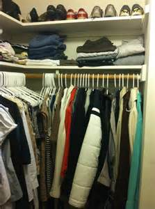 how to clean your closet in five easy steps american