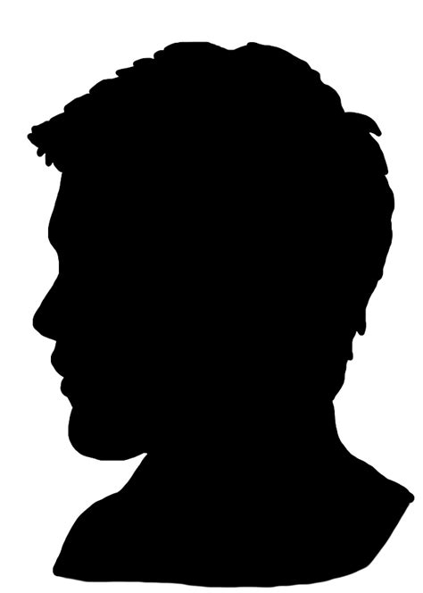young man head clip art young man s head clip art male models picture