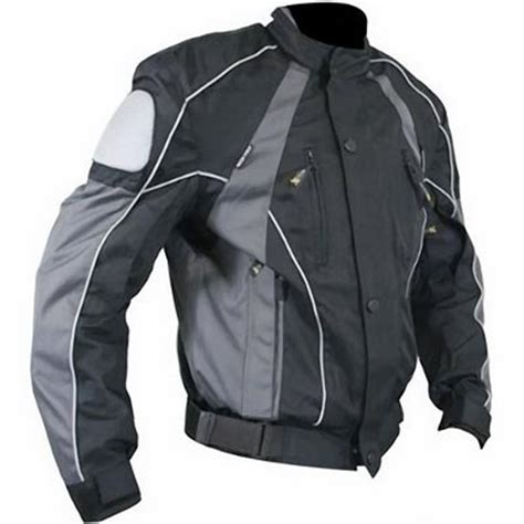 Jaket Parasut Armour evaluating quality when shopping for motorcycle apparel