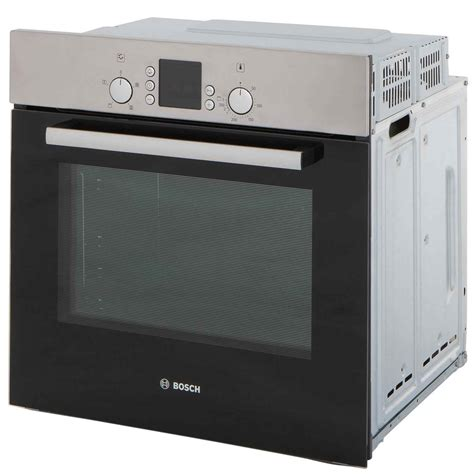 Oven Bosch bosch hbn531e1b built in single fan oven with grill