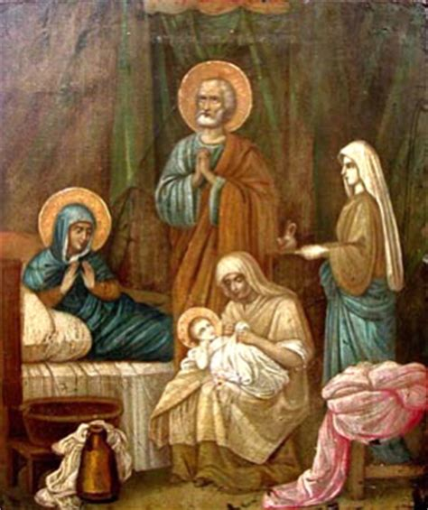 the feast of the birth of the blessed virgin mary
