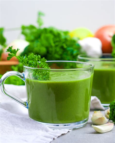 Green Vegan Detox Recipe by Green Detox Soup Gluten Free Paleo Vegan Sprouted Routes