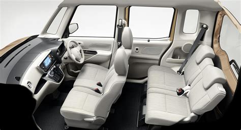 mitsubishi ek wagon interior 2014 mitsubishi ek space wagon announced machinespider com