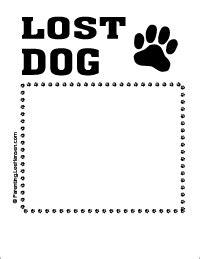 lost dog clipart clipartsgram com