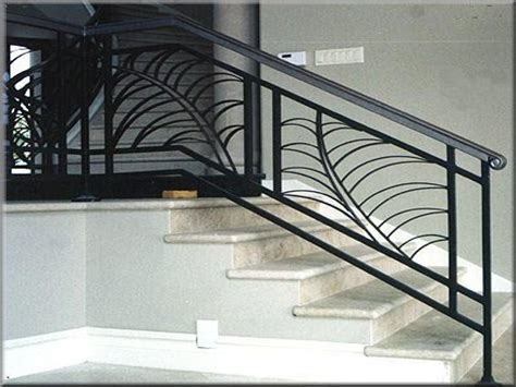 outdoor step railing designs modern patio outdoor