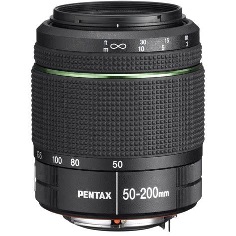 Pentax Lens Smc Da 50 200mm F4 5 6 pentax smc da 50 200mm f4 5 6 ed wr zoom lens