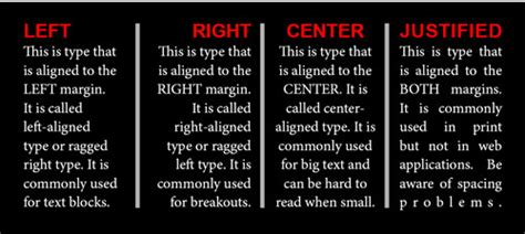 typography alignment why clean typography matters part 1 designcontest